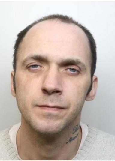 stephen duryee sex offender in Peterborough